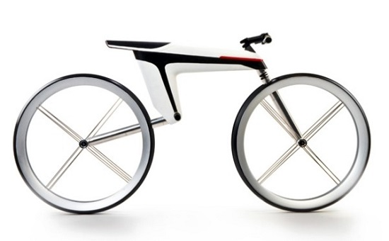 自行車外觀設計集賞-廣東產品設計公司